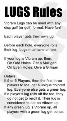 Lugs Rules